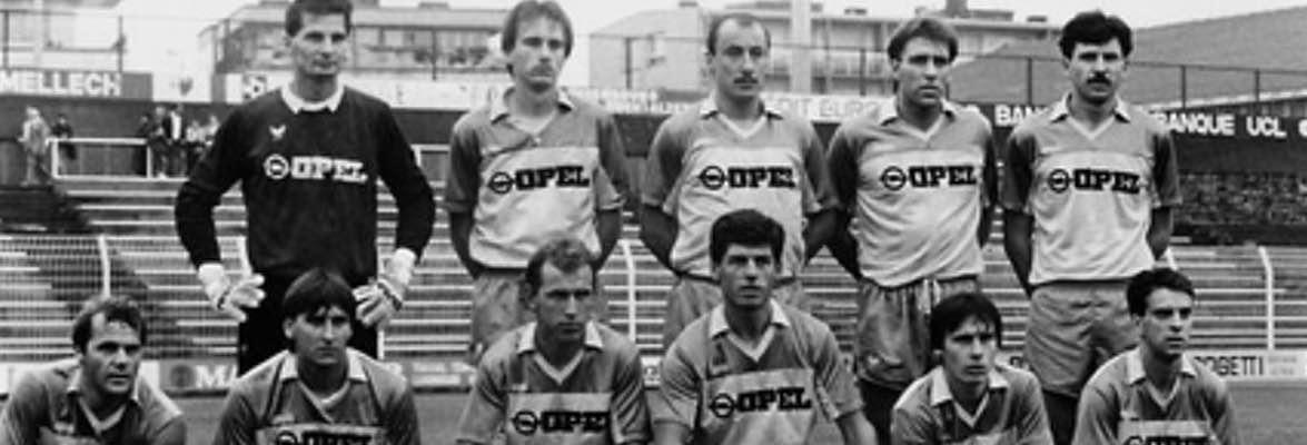 L'Histoire du u Racing FC Union Luxembourg